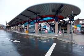 Pudsey bus station