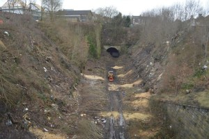 greenside tunnel