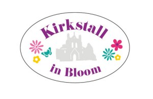 Kirkstall in Bloom logo