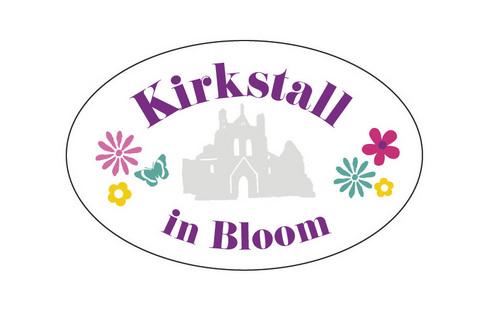 Kirkstall in Bloom logo