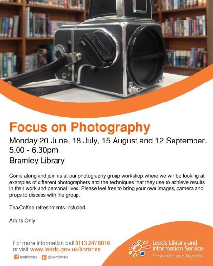 Bramley Library photography