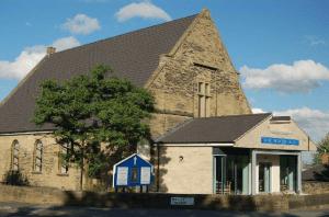 trinity methodist church bramley