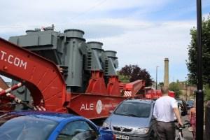 electricity generator broad lane