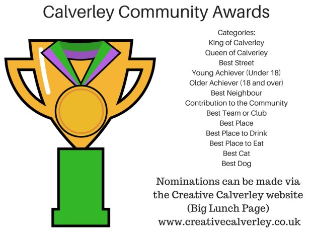 Calverley Community Awards