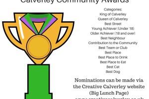 Calverley Community Awards
