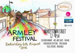 armley festival 2016
