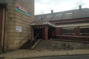 pudsey leisure centre