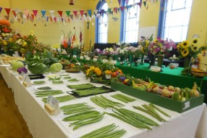 Pudsey Summer Flower and Vegetable show