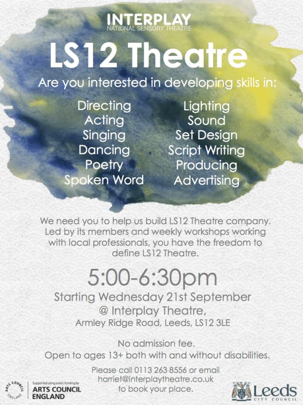 LS12 Theatre