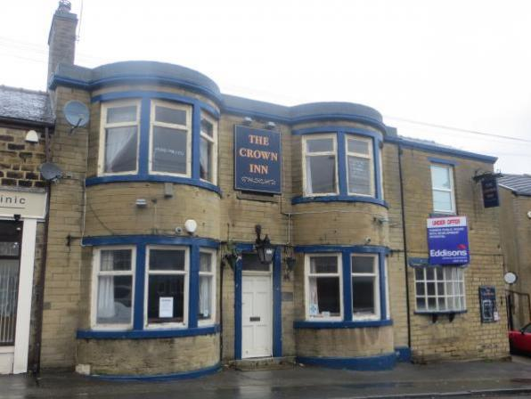 Crown Inn Pudsey lowtown
