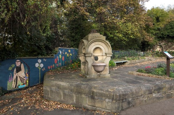 Shortlisted: The Dribnk and Be Grateful Fountain in Kirkstall