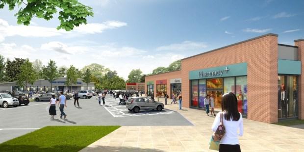 Belgrave Retail Park Stanningley