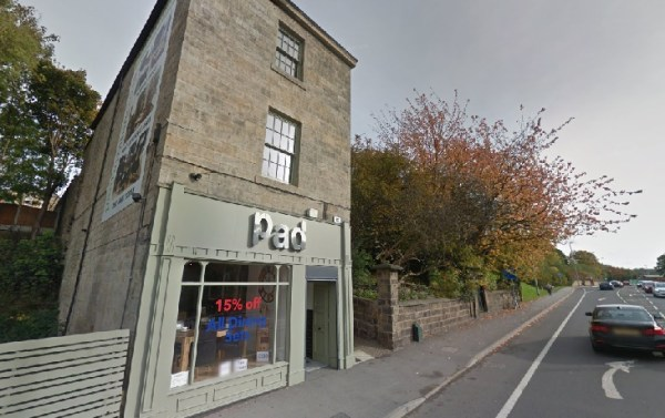 Shortlisted: Pad 71 in Kirkstall is nominated in the Leeds Architecture Awards. Photo: Google Street View