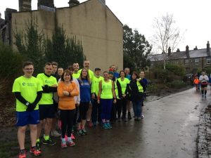 bramley breezers at bramley parkrun
