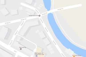 Canal Road Bridge Road Rodley