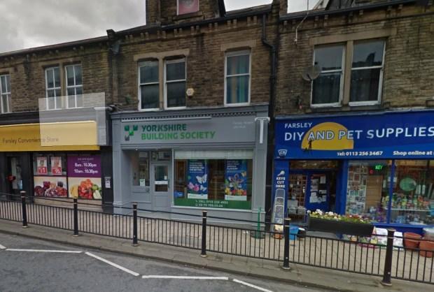 Farsley Yorkshire Building Society