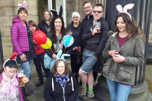 Armley dog walking group