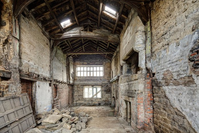 These West Leeds buildings are still 'at risk' in 2018