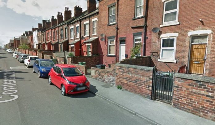Do you live in the loneliest street in Leeds?