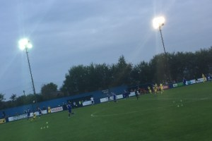 Farsley Celtic throstle nest