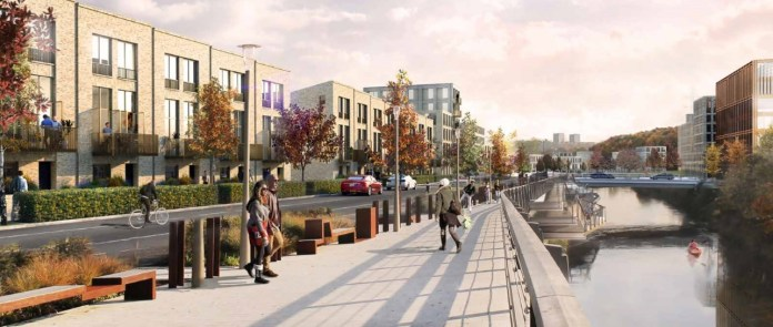 Kirkstall Forge development: Revised proposals for next phase revealed