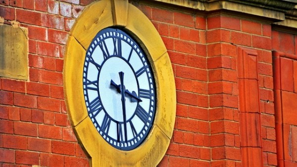 upper wortley police station clock