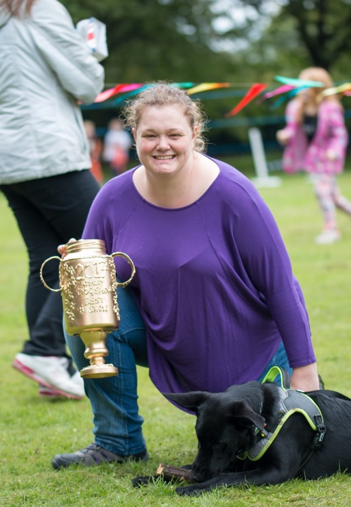 armley dog show winner 2017