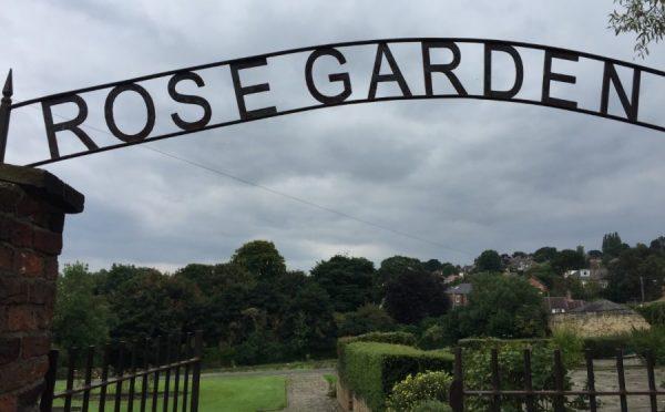 armley park rose garden