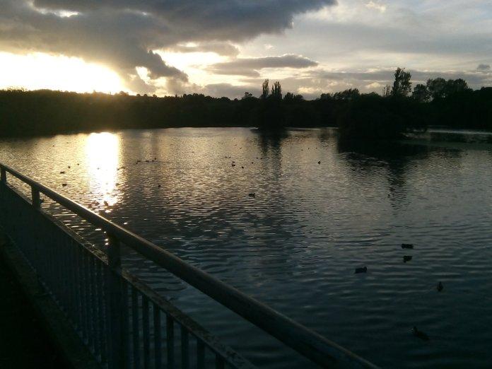 farnley reservoir main