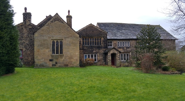 Lottery support for Calverley Old Hall plans