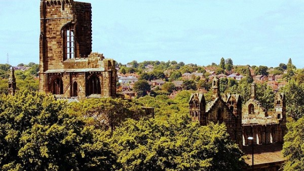 Kirkstall abbey kirkstall
