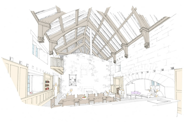 Calverley Old Hall: Architect wins bid to revive medieval manor house