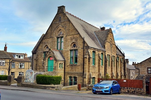 calverley mechanics institute