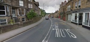 rodley town street