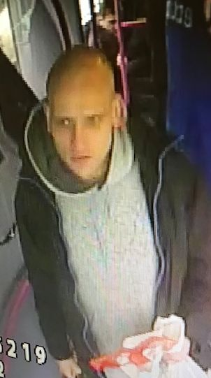 Armley: Police release CCTV of bus attack suspect