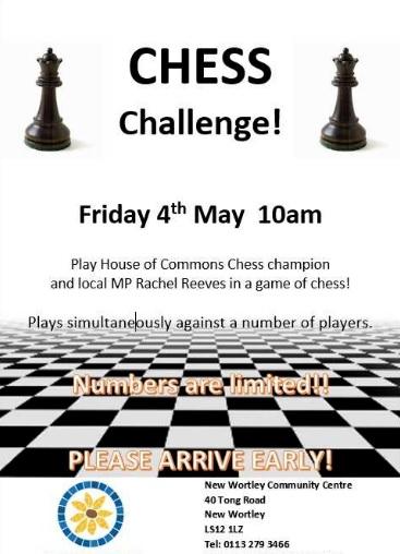 new wortley chess challenge