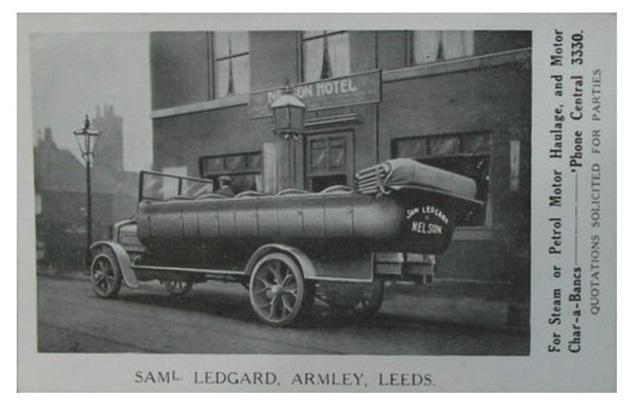 samuel ledgard armley