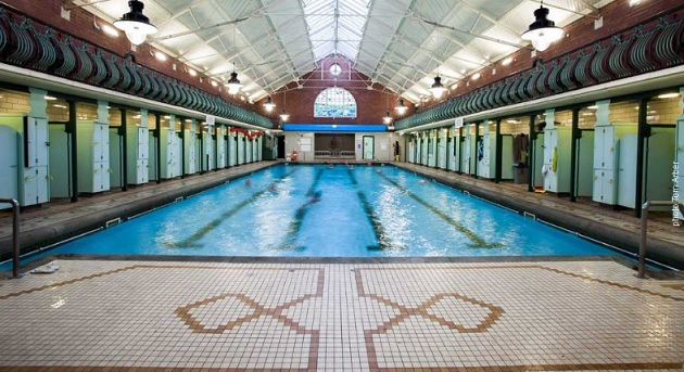 Bramley Baths aims to invest in its building