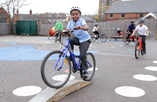 castleton primary bikes