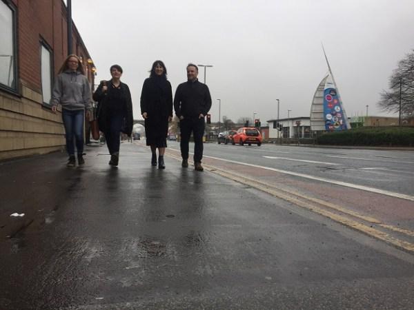 kirkstall road flood defence campaign