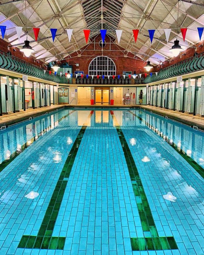 Bramley Baths launches disabled pool hoist appeal
