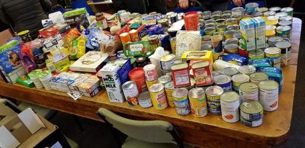 Volunteer Appeal As Bramley Foodbank Temporarily Shuts Down