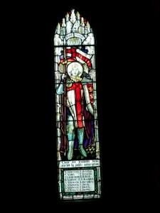 Christ Church Armley windows 2