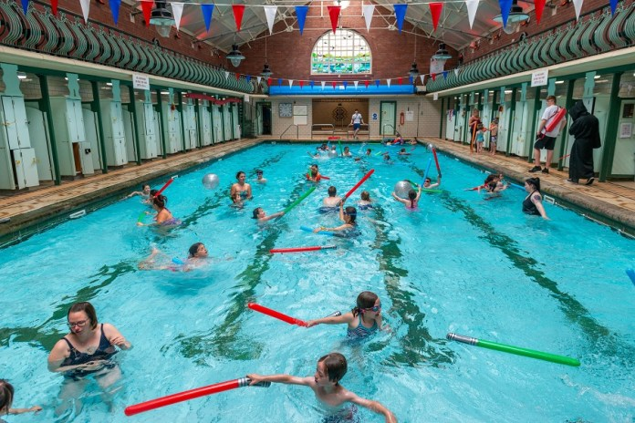 Join Bramley Baths to celebrate importance of community business