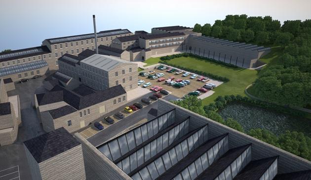 sunny bank mills regeneration