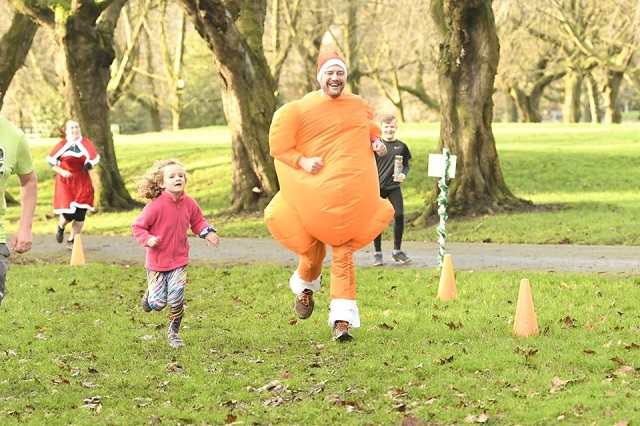Armley parkrun look to kick-start the New Year after successful festive event