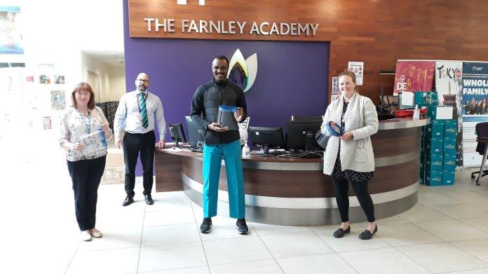 farnley academy ppe