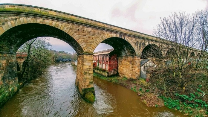 kirkstall viaduct 3