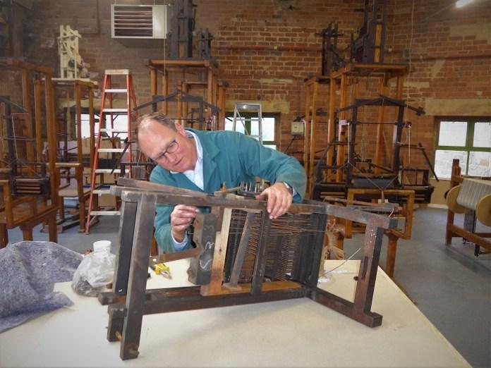 weaving sunny bank mills farsley