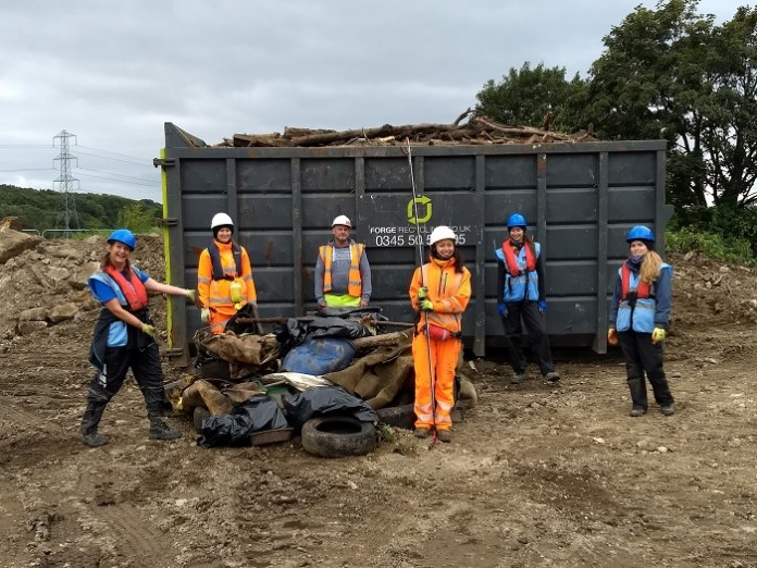 Kirkstall: Abbey clean-up marks World Rivers Day